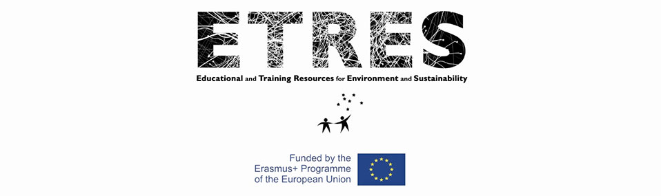 "Primeros resultados en el PROYECTO ETRES  ""Educational & Training Resources for Environment and Sustainability """